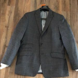 Banana Republic Sport coat - grey regular fit